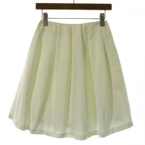 [Pre-Owned] PORTCROS skirt size: 36 (S position)