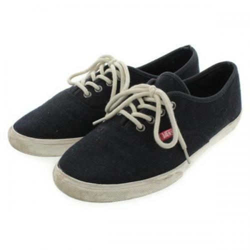 [Pre-Owned] VANS shoes size: 25cm
