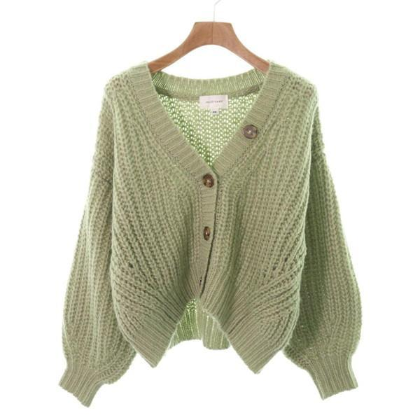 【Pre-Owned】 JILL by JILL STUART Knit Shirts FR