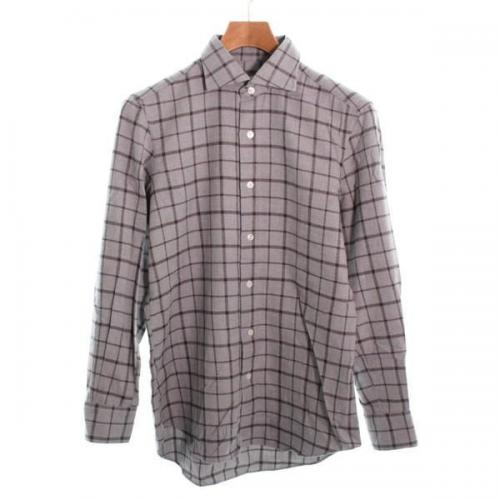 [Pre-Owned] Errico Formicola shirt size: 39 (M position)
