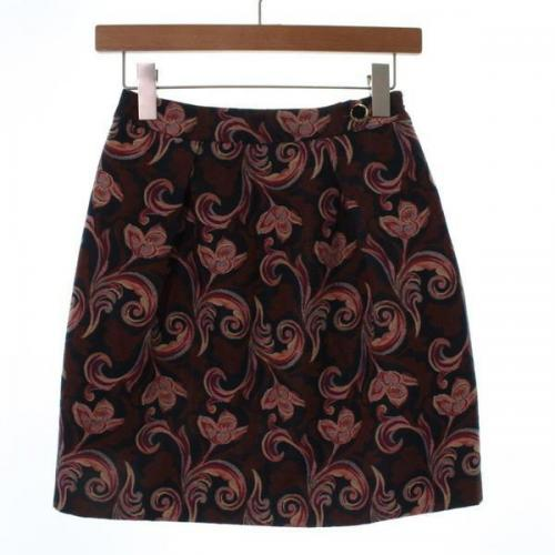 [Pre-Owned] Viaggio Blu skirt size: 0 (XS position)