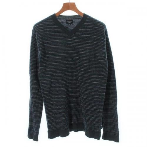 [Pre-Owned] Paul Smith JEANS knit size: XL