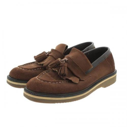 [Pre-Owned] GENERAL RESEARCH shoes size: S (25cm position)