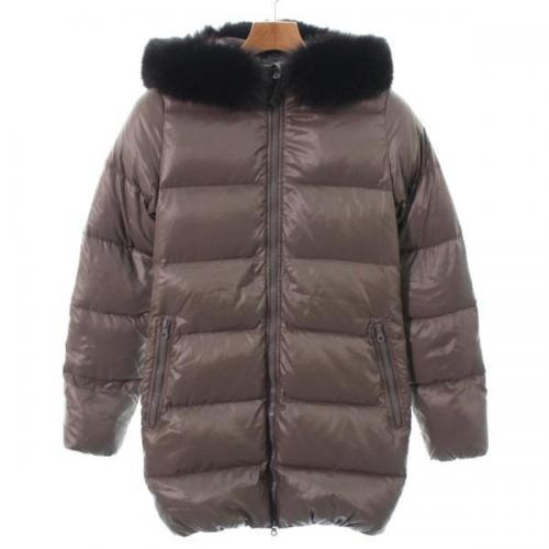 [Pre-Owned] DUVETICA coat size: 38 (S position)