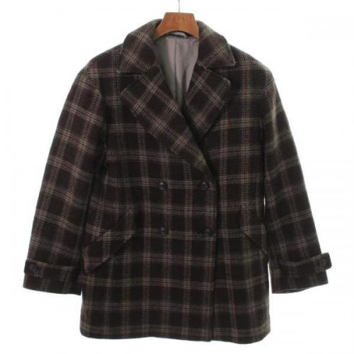 [Pre-Owned] HUMAN WOMAN coat size: S