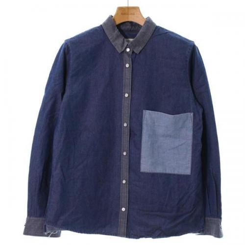 [Pre-Owned] GOLDEN GOOSE shirt size: S