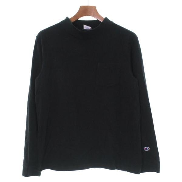 【Pre-Owned】 CHAMPION T-shirts / Cut & Sew M