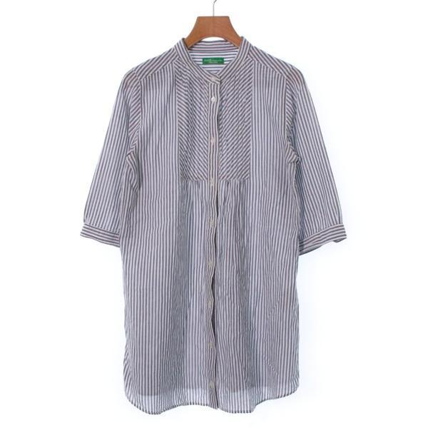 【Pre-Owned】 earth music Dress Shirts/Blouses F