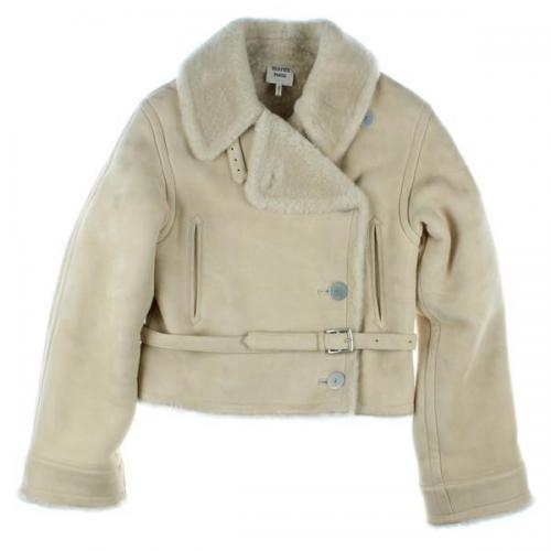 [Pre-Owned] HERMES Jackets Size: 36 (XS position)
