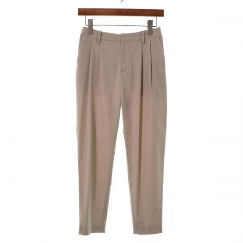 [Pre-Owned] le coeur blanc pants size: 36 (S position)