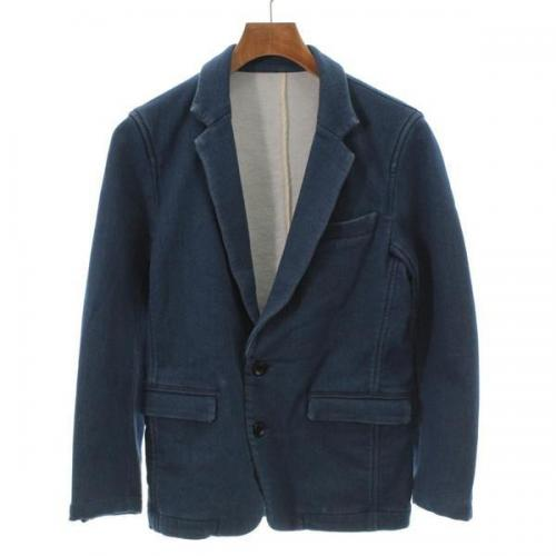 [Pre-Owned] SHIPS JET BLUE jacket size: S