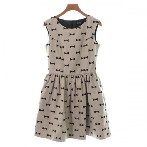 [Pre-Owned] To b. by agnes b Dress size: 36 (S position)