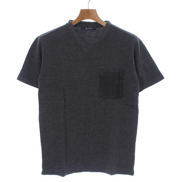 【中古品】nano universe the.first.floor Tシャツ サイズ:M
