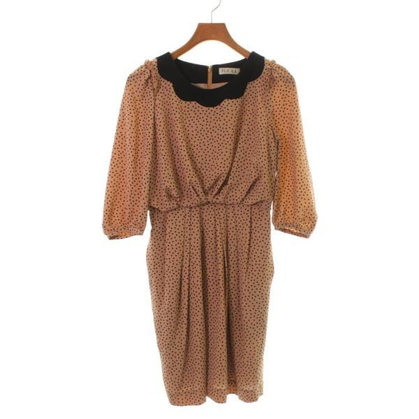 【Pre-Owned】 FLICKA One-piece Dresses 0(XS位)