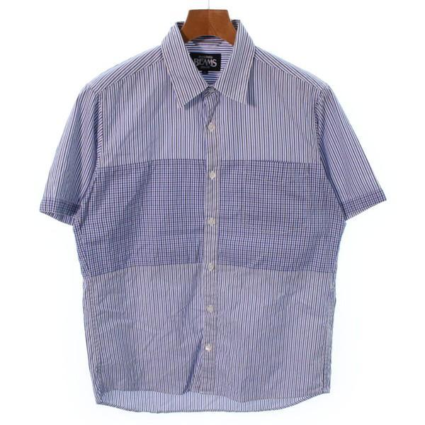 【Pre-Owned】 BEAMS Dress Shirts M