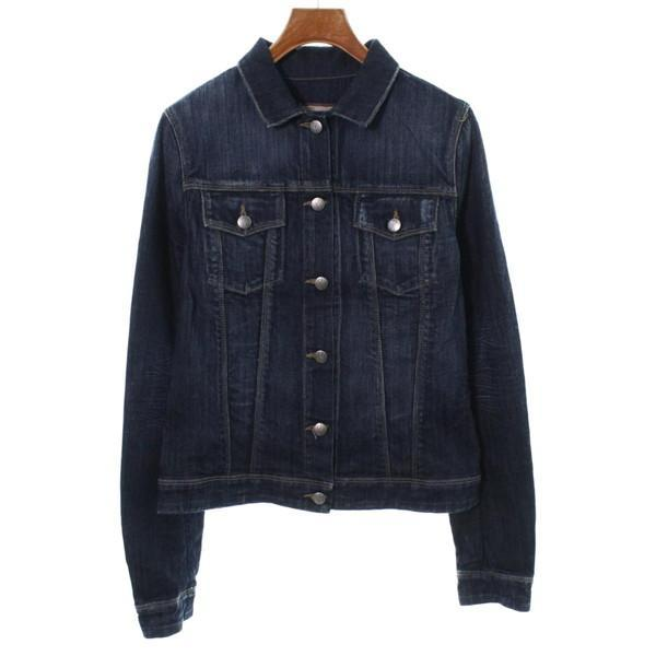 【Pre-Owned】 Paige 블루종 M