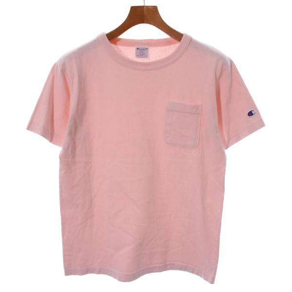 【Pre-Owned】 CHAMPION T-shirts / Cut & Sew S