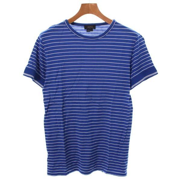 【Pre-Owned】 A.P.C. T-shirts / Cut & Sew S
