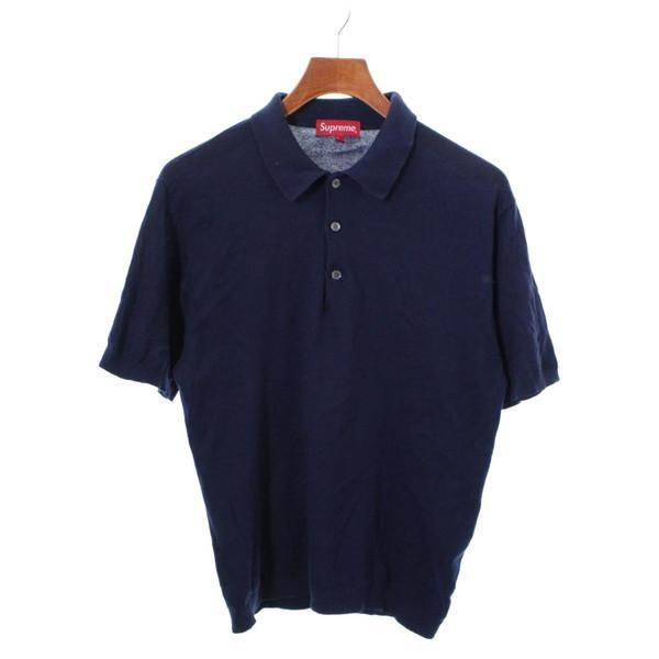 【Pre-Owned】 Supreme Knit Shirts S