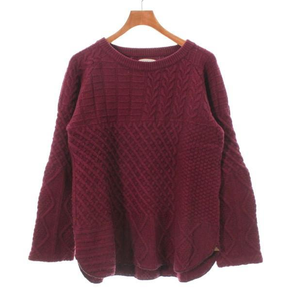 【Pre-Owned】 bukht Knit Shirts 1(S位)