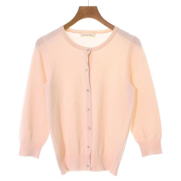 【Pre-Owned】 Debut de Fiore Knit Shirts 38(M位)