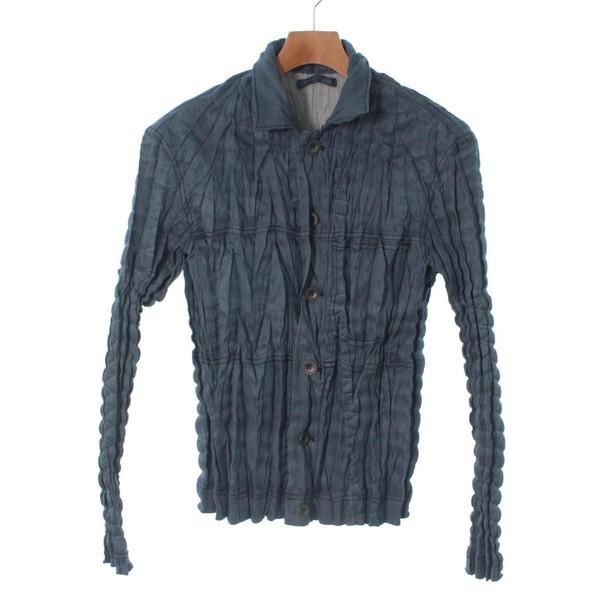 【Pre-Owned】 ISSEY MIYAKE MEN 블루종 1(S位)