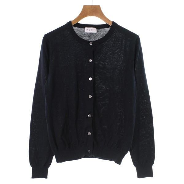 【Pre-Owned】 PLST Knit Shirts M