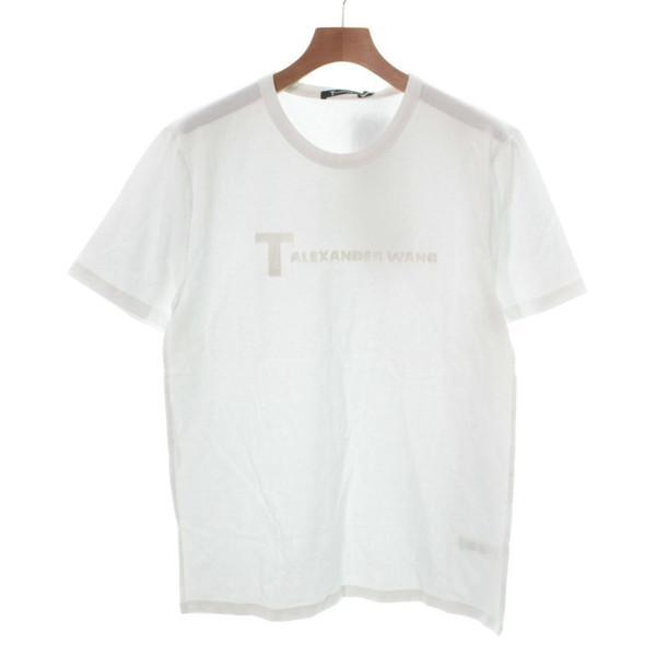 【Pre-Owned】 T by ALEXANDER WANG T-shirts / Cut & Sew S