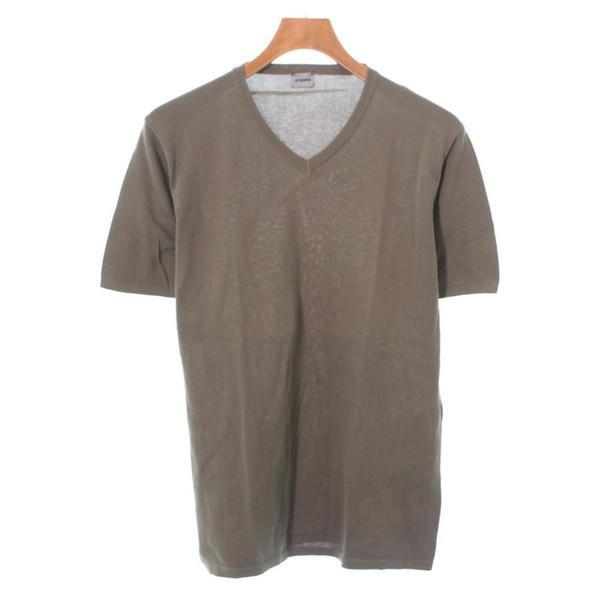 【Pre-Owned】 JIL SANDER Knit Shirts 46(M位)