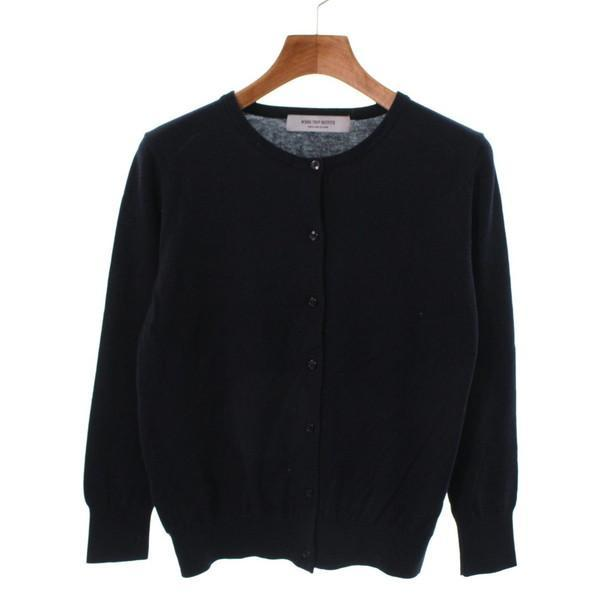 【Pre-Owned】 WORK TRIP OUTFITS GREEN LABEL RELAXING Knit Shirts S
