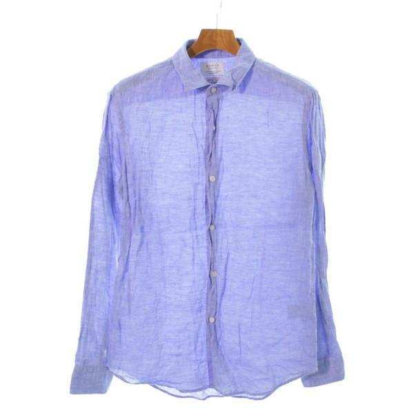 【Pre-Owned】 EDIFICE Dress Shirts 48(L位)