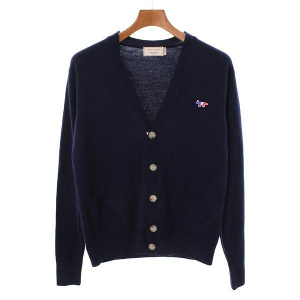 【Pre-Owned】 MAISON KITSUNE Knit Shirts XS