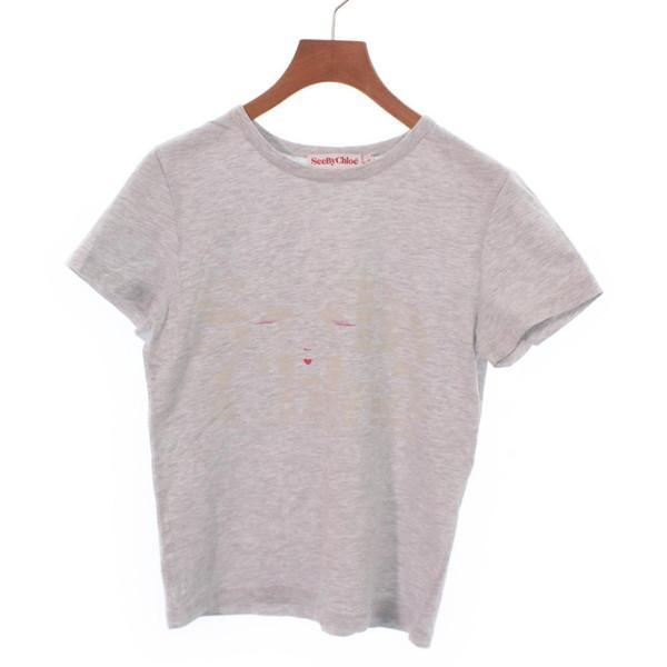 【Pre-Owned】 See By Chloe T-shirts/Cut & Sew 36(XS位)