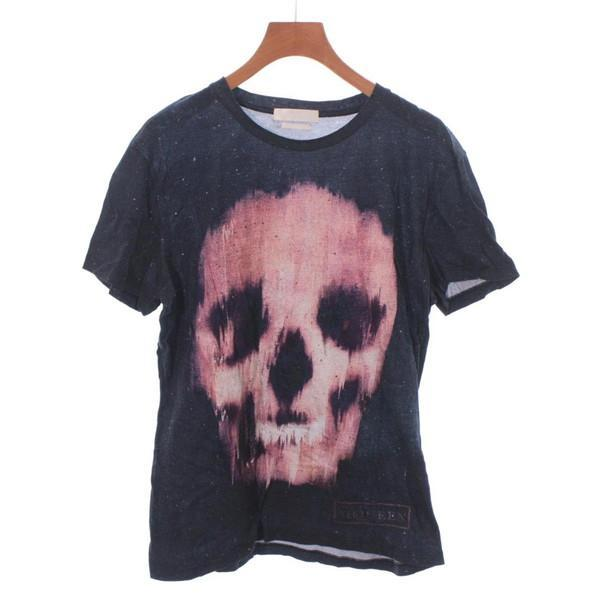 【Pre-Owned】 ALEXANDER MCQUEEN T-shirts/Cut & Sew -(M位)