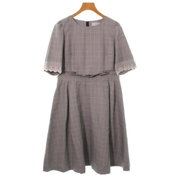 【Pre-Owned】 anatelier One-piece Dresses 38(M位)