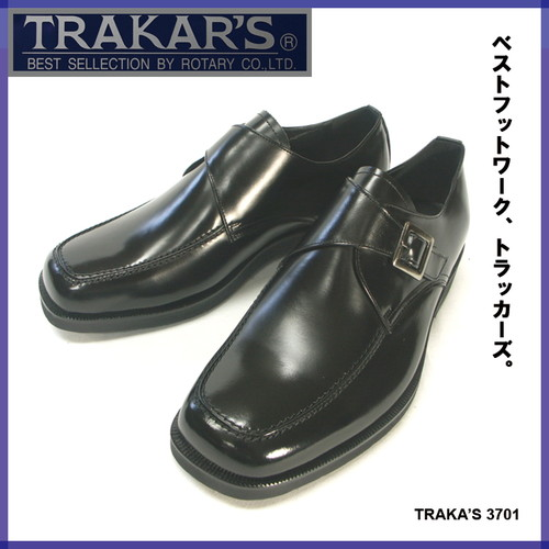 Business shoes TRAKAR'S (Truckers) 3701-rort black 28.5