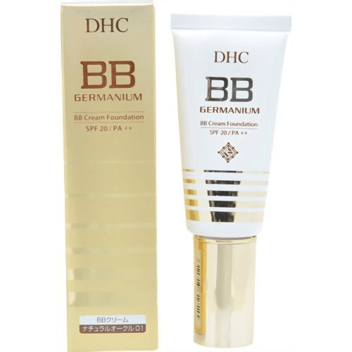 DHC BB Cream GE Natural Orchre 01 40g