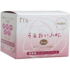 STH (es Thi Hits) moisture Komachi damask rose fragrance jar type 100g of