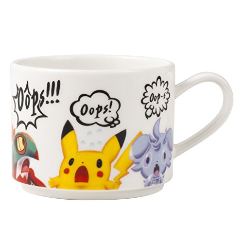 Pokemon Center Original mug Pikachu Oops! Spin-off