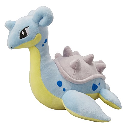 Pokemon Center Original Plush Stuffed Doll Lapras OA