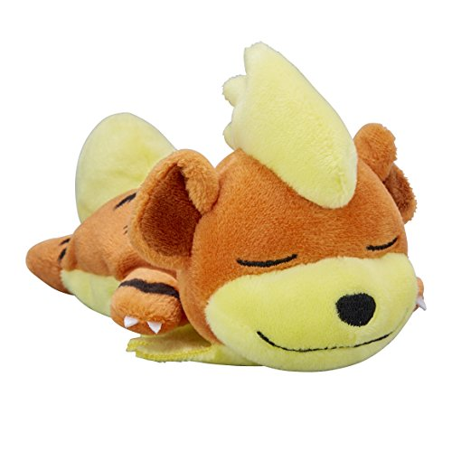 Pokemon Center Original Kuttari stuffed gurdy good night ver.