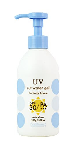 Fitz Pure shower UV cut Gel 250g