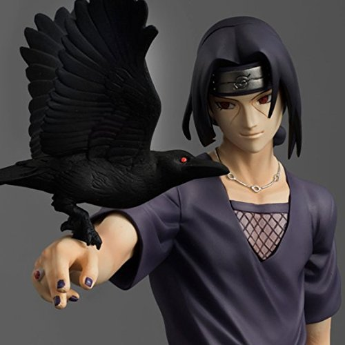 G.E.M. series NARUTO- Naruto - among Shippuden Itachi 1/8 Scale ABS & PVC made of painted PVC Figure