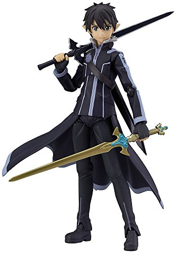 figma Sword Art Online II Kirito ALOver. non-scale ABS&PVC painted action figure