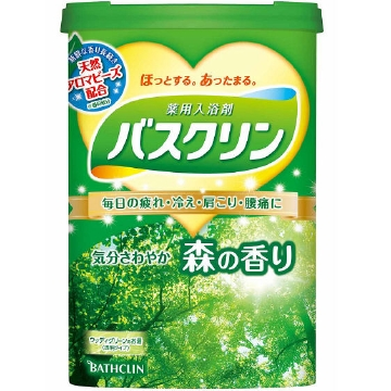 Basukurin forest scent of (600G)