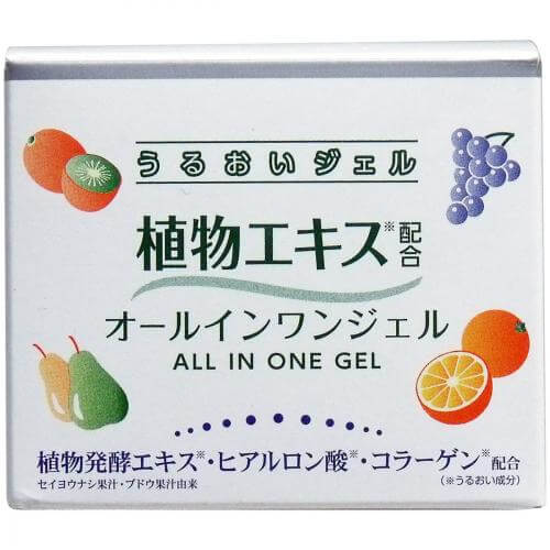 Plant extract combination all-in-one gel 60g