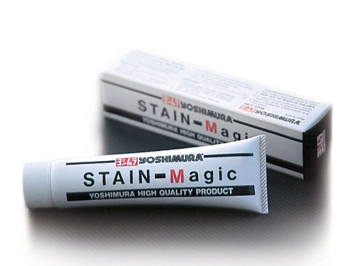 Yoshimura STAIN-MAGIC / stainless chestnut - Na -120g