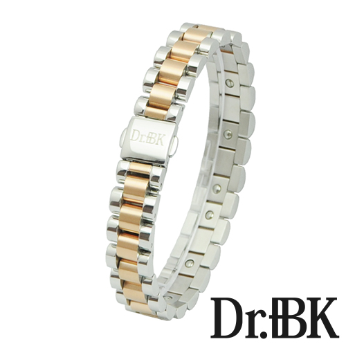 Dr. + BK germanium bracelet BS00X series pink gold [Bracelet]