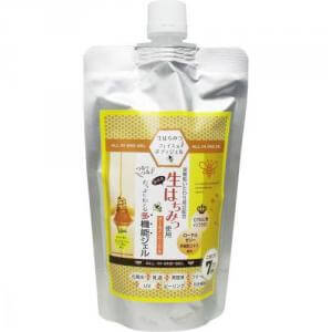 All-in-One Face & Body Gel D raw honey use 300g