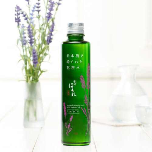 Aizu Homare Sake High Moisturizing Lotion
